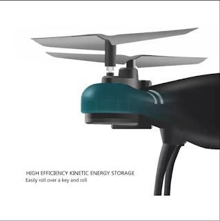 Spesifikasi Drone HJRC HJ14W - OmahDrones