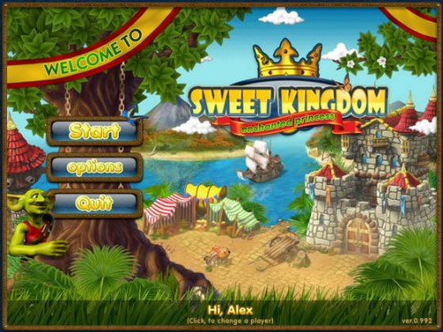 Sweet Kingdom: Enchanted Princess free download