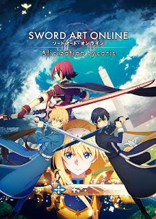 Sword Art Online (Seasons 1-3) 1080p