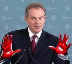 Tony Blair - 'Miranda'