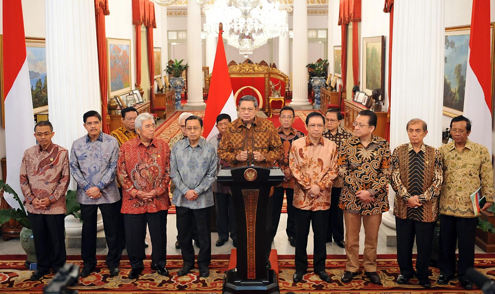 PKn Kelas IV: Lembaga-Lembaga Negara ~ BISA