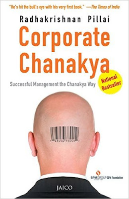 Download Free Corporate Chanakya by Radhakrishnan Pillai Book PDF