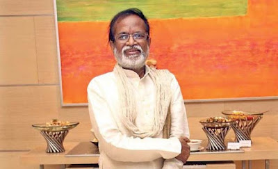 Lyricist Gangai Amaran
