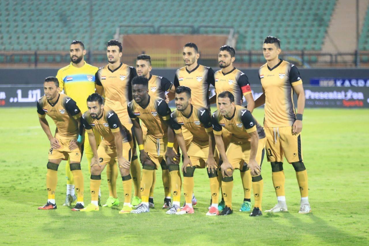 نتيجة مباراة مصر المقاصة والانتاج الحربي بتاريخ 08-02-2020 الدوري المصري