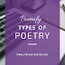 Poemify: Types Of Poetry.