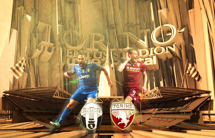 Serie A 2016/17 / 35. kolo / Juventus - Torino, subota, 20:45h