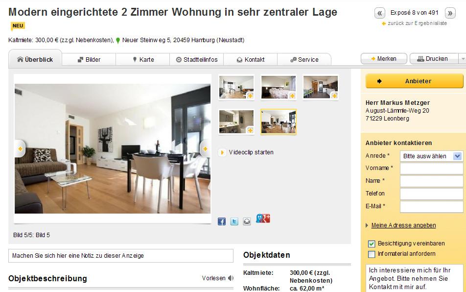 alias herr wolfgang metzger industriestra e 4 70565 stuttgart. Black Bedroom Furniture Sets. Home Design Ideas