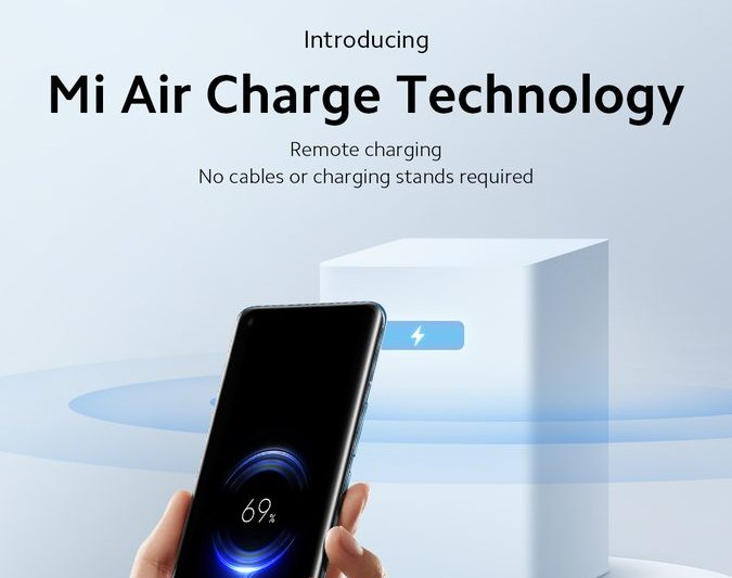 Xiaomi Unveils Plan for a new Air Charging Technology