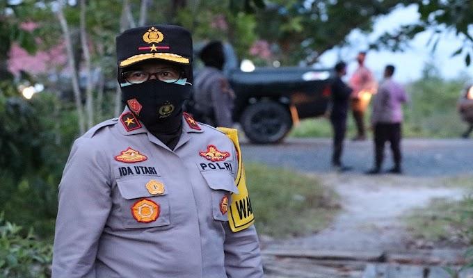 Refleksi Hari Kartini 2021, Wakapolda Kalteng: Peran Polwan Setara dengan Polisi Pria