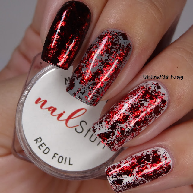 Nailstuff.ca - Red Foil