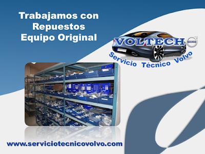 Taller Volvo Voltech Bogota