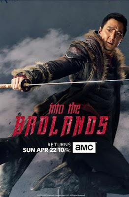 Xem Phim Vùng Tử Địa Phần 3 - Into the Badlands Season 3