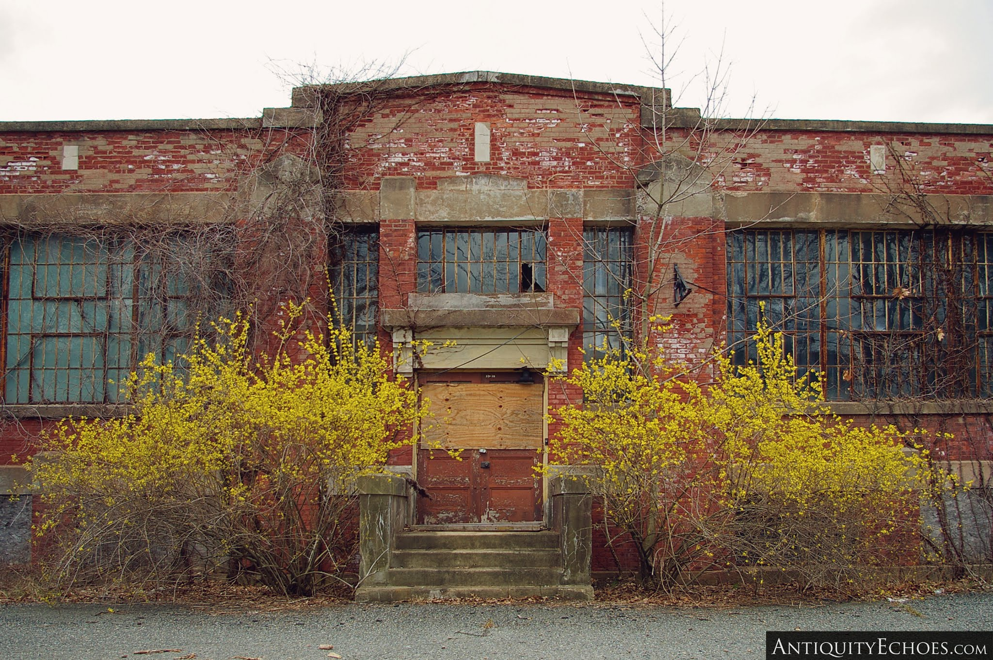 Overbrook Asylum - Tailor Shop