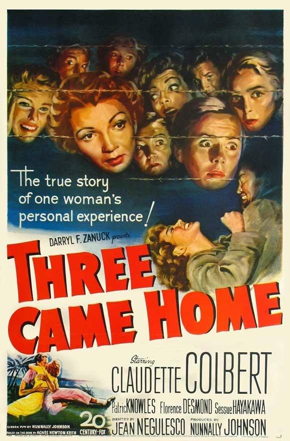 Three Came Home