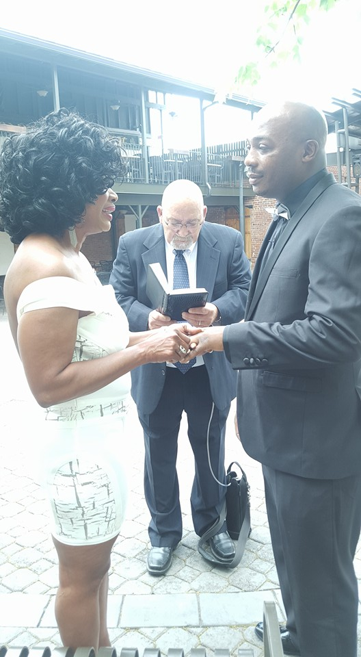 Clarion Chukurah Is Married Again