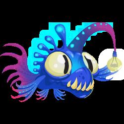 Laternenfisch-Drache