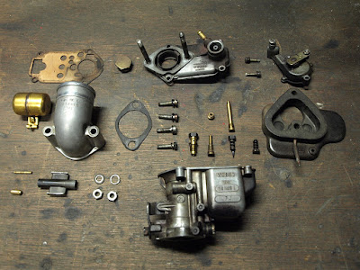 Guida la restauro: il carburatore
