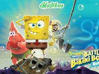 Gameplay Spongebob Squarepants: Battle for Bikini Bottom Rehydrated