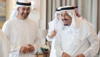 فضيحة وزارة الخارجية الأميركية : الإرهابيون يجمعون المال في الإمارات والسعودية !