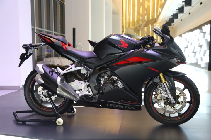 Harga membengkak mendekati moge 500cc, All New Honda CBR 250RR batal dijual di Malaysia