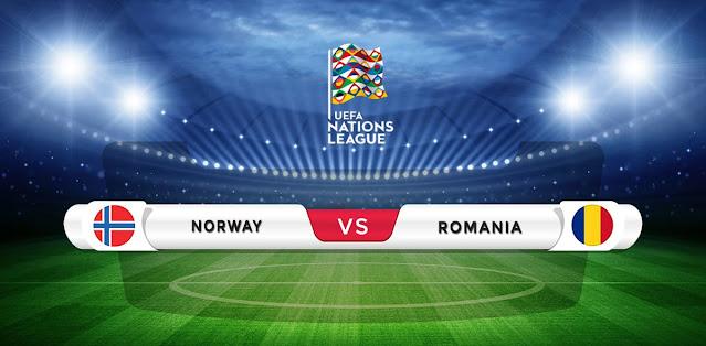 Norway vs Romania – Highlights