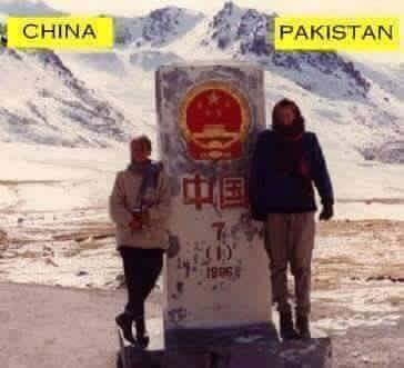 China & Pakistan World's Amazing Border Lines