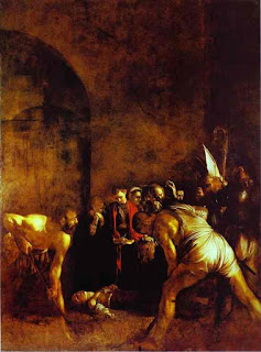 Burial of Saint Lucy