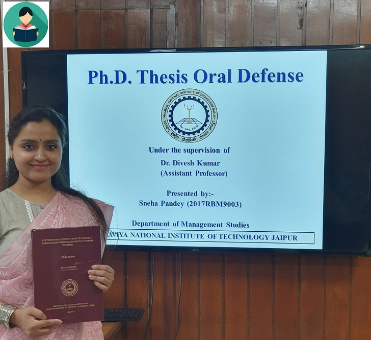 10 Ways To Successfully Defend Your Ph.D.