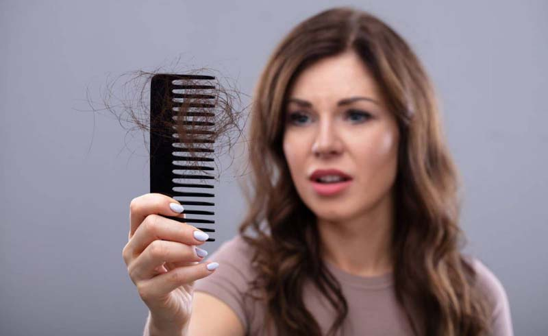 Hair loss: 5 triggers and solutions