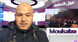 تفاصيل اندلاع الحريق المهول بكازا 😱 سوق ولد مينة بالحي الحسني في خبر كان