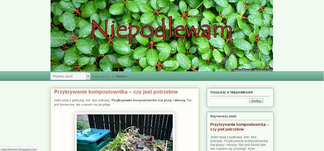 blogi ogrodnicze, blog ogrodniczy, ogród przydomowy