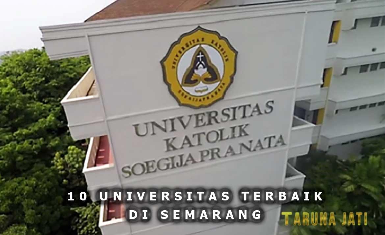 universitas terbaik semarang