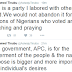"""""""APC is a party I labored with others to build, we would not abandon it for another""""- Bola Tinubu"""