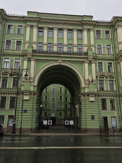ST PETERSBURG AT A GLANCE