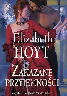 Zakazane przyjemności - Elizabeth Hoyt