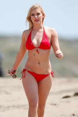 Renee Young Hot Bikini
