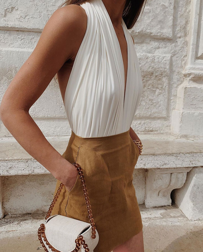 Trends | Style Inspiration: Sexy Summer Dressing with Anne-Miek Kessels