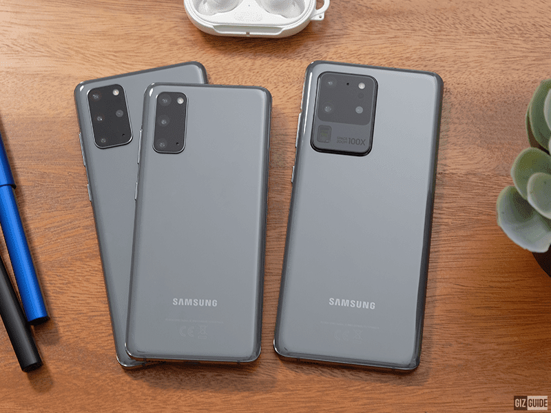Samsung 2020 Q1 results reveals increased profits from smartphones