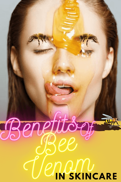Benefits Of Bee Venom In Your Skincare By Top Beauty Blogger Barbies Beauty Bits