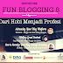 [REPORTASE] Fun Blogging 8