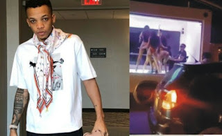 Police Invites Tekno For Questioning For Displaying Strippers Girls in Transparent Truck On The Street Of Lagos