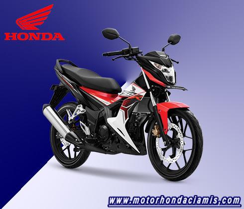 Tempat Kredit Motor Honda Sonic Ciamis