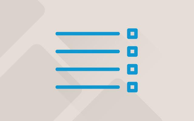 Cara Membuat Table of Contents (TOC) di Postingan Blog