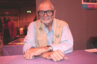 George A Romero, Horror Legend