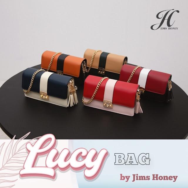 Jims Honey Lucy bag