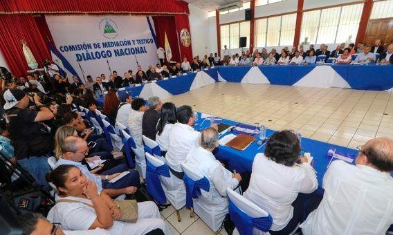 Conferencia Episcopal de Nicaragua convoca mesa de diálogo para este viernes