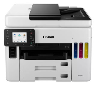 Canon MAXIFY GX7040 Driver Download And Review