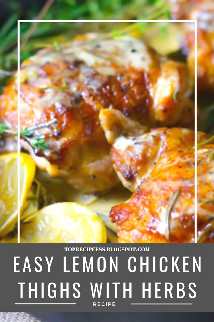 Easy Lemon Chicken Thighs with Herbs | chicken animal honey garlic chicken, greek chicken, chicken stirfry, roasted chicken, chicken backyard, chicken curry, chicken tetrazzini, Tuscan chicken, chicken cordonbleu, balsamic chicken, pesto chicken, breaded chicken, sheet pan chicken, keto chicken, chicken strips, chicken drumsticks, chicken broccoli, chicken mushroom, chicken breast recipes, chicken drawing, chicken illustration, chicken art, chicken bacon, creamy chicken, chicken sandwich, chicken videos, chicken cartoon, chicken nuggets, Italian chicken, skillet chicken, Mexican chicken, chicken noodle, pulled chicken, chicken photography, chickenspinach, chickenwraps, chickenstew, chickenlogo, chicken aproducts, chicken alaking, chicken acomfort foods, chicken arice, chicken ameals, chicken alowcarb, chicken agluten free, chickenarecipe, chickenadishes, chickenahealthy #buffalochicken #chickencoop #chickenanimal #honeygarlicchicken #greekchicken #chickenstirfry #roastedchicken #chickenbackyard #chickencurry #chickentetrazzini #tuscanchicken #chickencordonbleu #balsamicchicken #pestochicken #breadedchicken #sheetpanchicken #ketochicken #chickenstrips #chickendrumsticks #chickenbroccoli #chickenmushroom #chickenbreastrecipes #chickendrawing #chickenillustration #chickenart #chickenbacon #creamychicken #chickensandwich #chickenvideos #chickencartoon #chickennuggets #italianchicken #skilletchicken #mexicanchicken #chickennoodle #pulledchicken #chickenphotography #chickenspinach #chickenwraps #chickenstew #chickenlogo #chickenaproducts