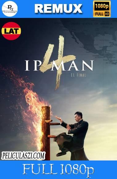 Ip Man 4 (2019) Full HD REMUX & BRRip 1080p Dual-Latino