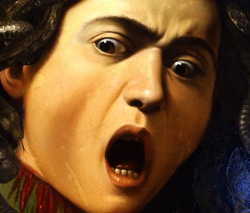 cabeza-de-medusa-caravaggio-detalle-rostro-galeria-de-los-uffizi-495